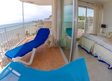 2 Bedroom Beach Front Fuengirola Wrap-Round-Terraces