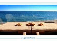 Vegasol Beach- 2 bedroom New Modern Seafront Holiday Rental Apartment Fuengirola