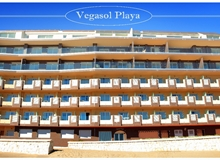 Vegasol Beach New Modern Seafront 1 bed Apartment Costa del Sol