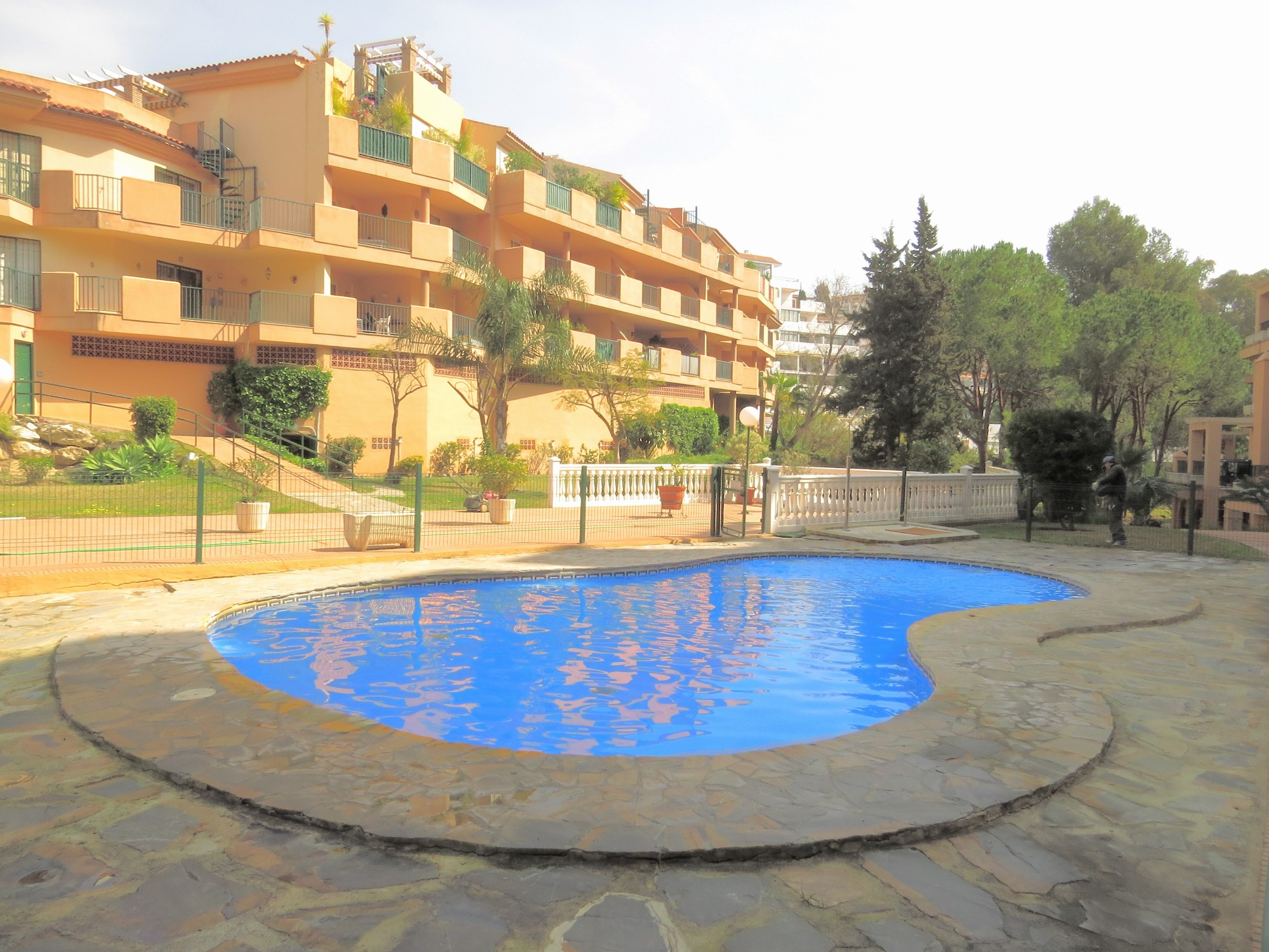 1 Bedroom With Pool Parking And Near Fuengirola Beach