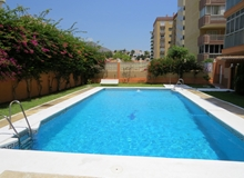 Low Cost Compact 2 Bed Apartment on the beach in Fuengirola
