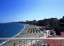 Fantastic 3 Bedroom apartment, front line with lovely views in Torreblanca area