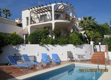 3 Bedroom private villa in Torreblanca. Fuengirola