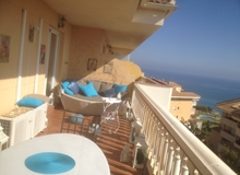 Don Juan Carvajal Luxury 2 bedroom 2 bathroom Apartment with Pool
