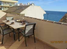 Nice Penthouse in Carvajal with sea views
