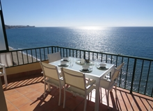 Olimpo 2 - 8th floor apartment with fantastic views seafont.