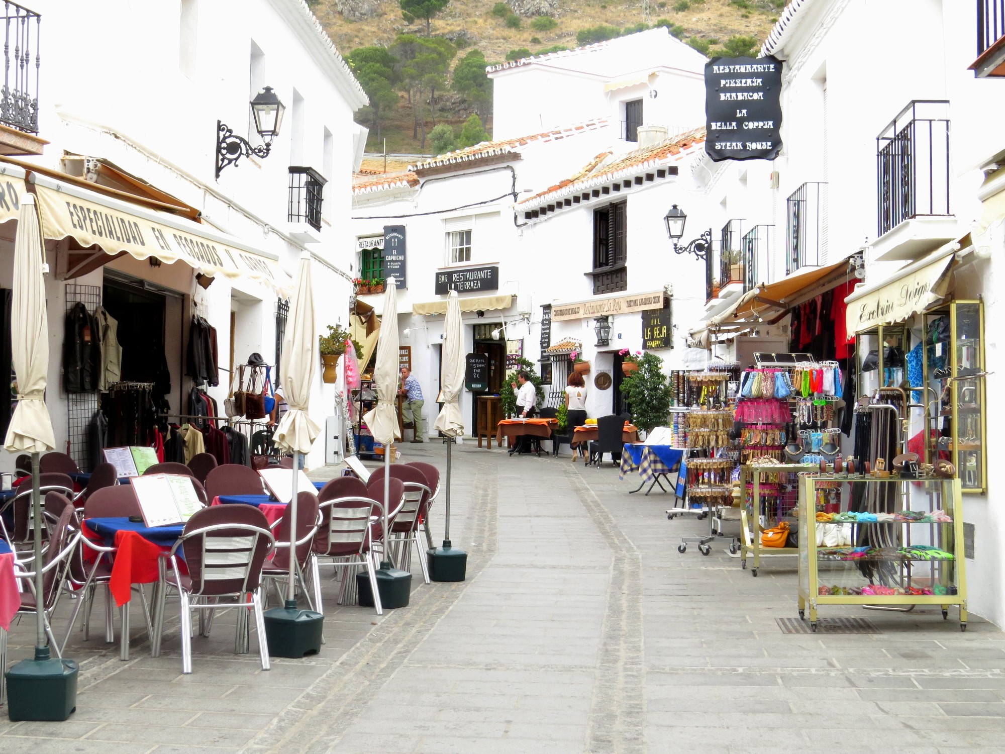 Mijas Cafes and Shops 2