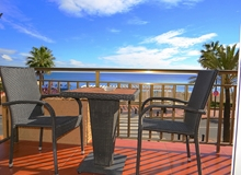 2 Bedroom sea front Apartment in the Heart of Fuengirola Town Centre