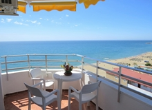 Ronda 3 - Seafront 1 Bedroom with Sunny Balcony and Panoramic Views!