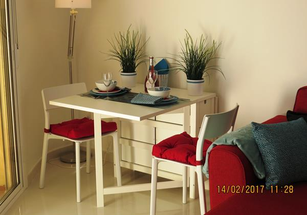 Estrellita 250 Salon Table