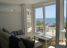 3 Bedroom modern style seafront in Torreblanca Area